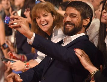 """Festival de Vitoria 2015. Presentacion de """"Carlos, Rey Emperador"""""""